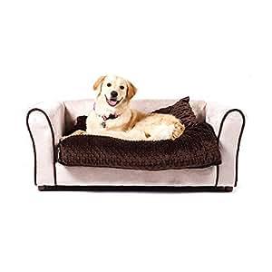 Amazon Com Keet Westerhill Pet Sofa Bed Khaki Large