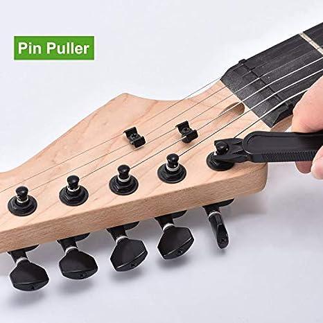 OTraki - Herramienta de reparación para guitarra eléctrica y acústica (3 en 1): Amazon.es: Instrumentos musicales