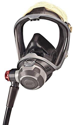 MSA 10149578-SP G1 SCBA Faceblank Assembly, Medium -  MSA Safety