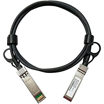 10GBASE-CU Direct Attach Copper Twinax Cable Passive 1-Meter DAC Cable for Intel XDACBL1M Jeirdus 10G SFP