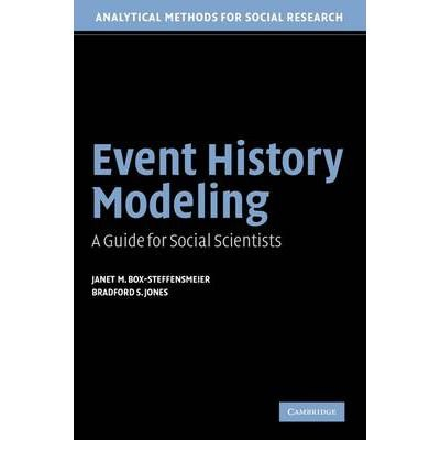 [(Event History Modeling: A Guide for Social Scientists)] [Author: Janet M. Box-Steffensmeier] published on (April, 2004)