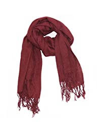 SethRoberts-Solid Color Cashmere Feel Men's Winter Scarf