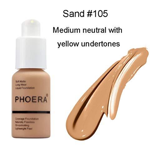 Buy long wear foundation for oily skin
