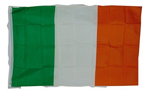 Ireland National Flag, Irish, 3 X 5, 3x5 Feet New by quarks