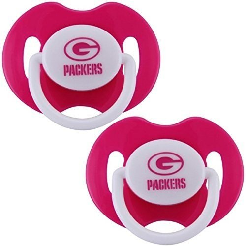 Baby Fanatic Pacifier Packers 2 Count