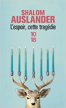 Book L' espoir, cette tragedie