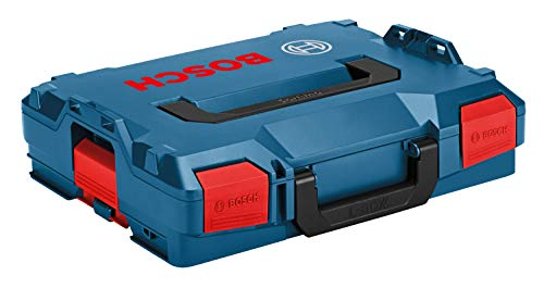 Bosch L-BOXX-1 4.5 In. x 14 In. x 17.5 In. Stackable Tool Storage Case (Bosch Tool Box)