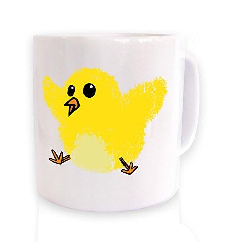 Splatter Easter Chick Mug -