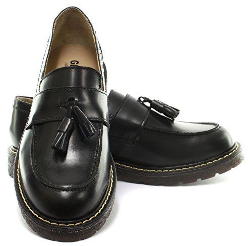 Cuthbert Grinders Homme Black Loafer Grinders Loafer Homme Cuthbert Black wtqH17xEn