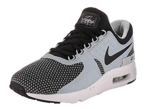 Uomo Ginnastica Nike da Black Zero Max Grey Air Wolf Essential Scarpe Black g0TO7q0