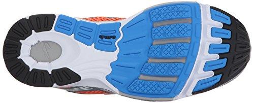 newtonrunning Herren Mens Kismet Iii Stability Running Shoe Laufschuhe Orange (Orange/Blue)