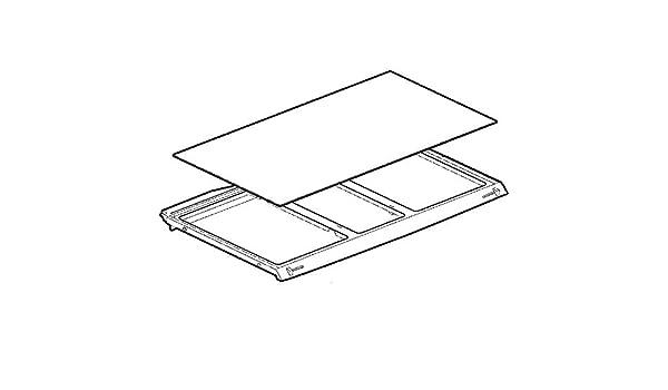 Lg 3551JJ1069N Refrigerator Crisper Drawer Cover Frame Genuine OEM part