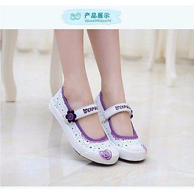 soporte 36 zapatillas Casual Luz Up Verano rtry goma pie de talón Sandalias Mujer de wqSCOv