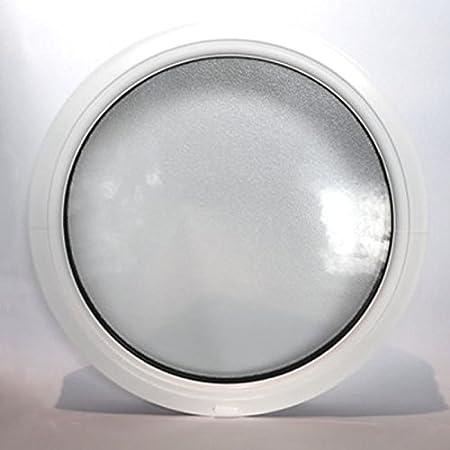 separation shoes 36bbb 1a610 PVC-u Fixed Round, Circular, Porthole Window - Stippolyte ...