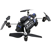 SHY-Drone Quadcopter-1JJRC H40WH 2.4G 4CH 6 Axis Hover RC Camera Wifi Drone Tank w/ 720P HD Camera 4 Channels, Flight Stability, Brilliant LED Lights and Easy to Fly for Beginner