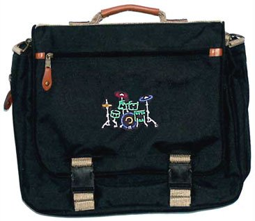 - Drummer Briefcase - DrumSet