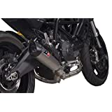 DUCATI MONSTER 797 / SCRAMBLER 800 FULL SYSTEM 2 IN 1 LOW MOUNT (to be sold together with ADUC0480001)