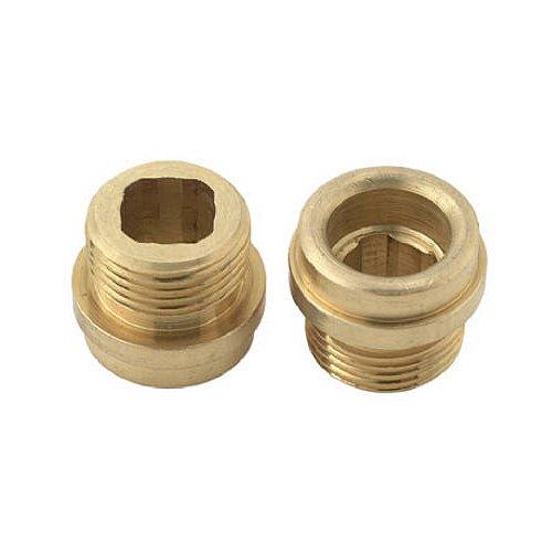brass craft service parts scb1044x 10 Pack, 1/2 -Inch x 27 Thread, Brass Seat by BrassCraft