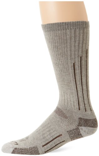 Carhartt Men's Full Cushion All Terrain Boot Socks,  Tan, Sh