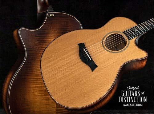 Taylor Guitars Builder's Edition 614ce Grand Auditorium Acoustic-Electric Guitar (SN:1112178035)