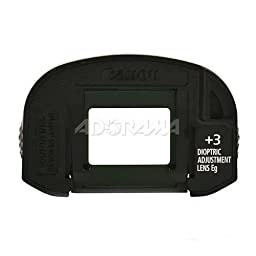 Canon Finder Diopter EG +3.0 with Rubber Frame for the EOS 1D and 1Ds Mark III