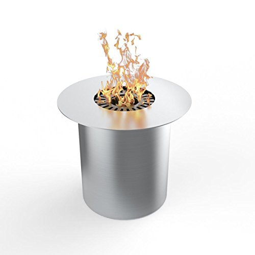 Moda Flame Circular Pro .5 Liter Round Ethanol Burner - by Moda Flame