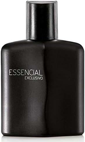 Linha Essencial Natura - Essencial Exclusivo Parfum Masculino - 100Ml - (Natura Essential Collection - Exclusive Eau De Parfum 3.38 Fl Oz)