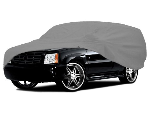 3 Layer All Weather SUV Car Cover fits Infiniti QX56 2004-2011 2011 (Infiniti Suv 2004)