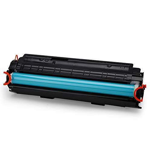 JIMIGO 1 Black 83A CF283A Compatible Toner Cartridges Replacement for HP 83A CF283A, Work with HP Laserjet Pro M201dw M201n, MFP M127fw M127fn M127fp M127fs M225dw M225dn M125nw M125rnw M125a Printer Photo #3