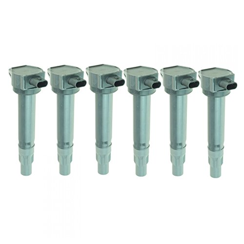 Ignition Coil Set of 6 Kit for 300 300C Charger Magnum Pacifica Sebring (300+ Ignition Kit)