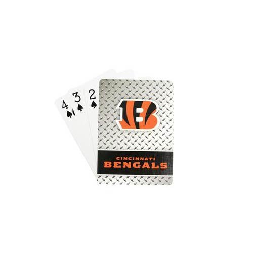NFL Cincinnati Bengals Playing Cards - Card Bengals