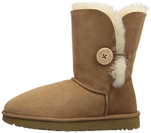UGG Women's Bailey Button II Winter Boot, Chestnut, 8 B US by UGG (Image #5)