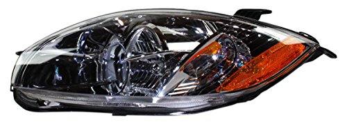 06 eclipse headlight assembly - 9