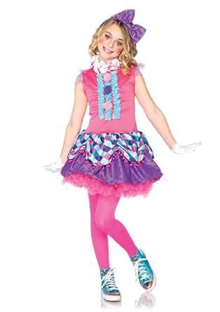 Amazon.com: Disfraces de LEG AVENUE 3pc. Payaso Cutie ...