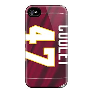 High Grade Diy For SamSung Galaxy S4 Case Cover Washington Redskins