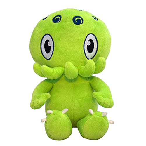 - C is for Cthulhu Baby Plush (Green, 6 Inches)