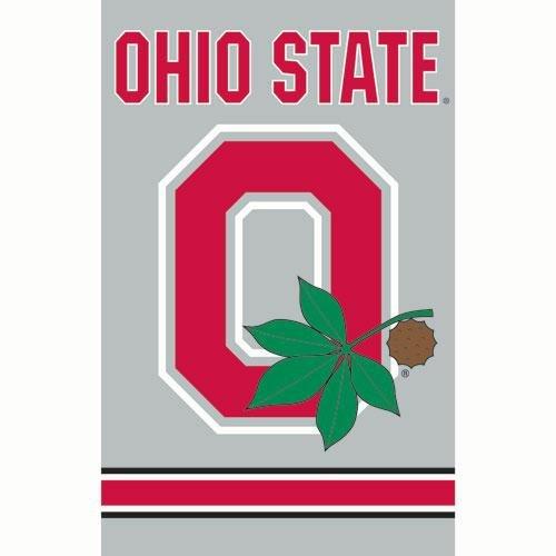 Party Animal AFOSU2 Ohio St O Applique Banner Flag