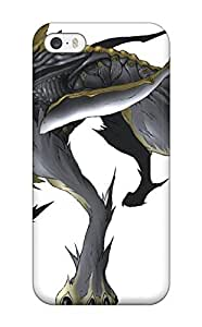 6802786K491300802 pandoras tower anime monster wolf wolves Anime Pop Culture Hard Plastic iPhone 5/5s cases