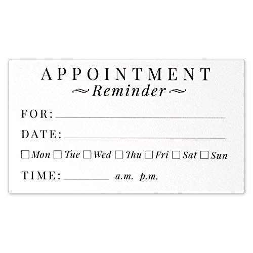 top 13 best patient reminder cards patient reminder cards reviews. Black Bedroom Furniture Sets. Home Design Ideas