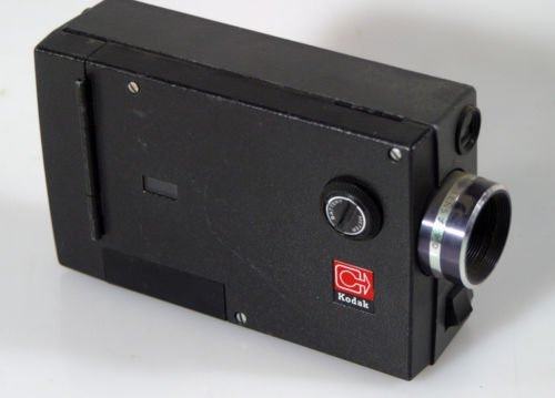 Kodak Instamatic M5 Movie Camera