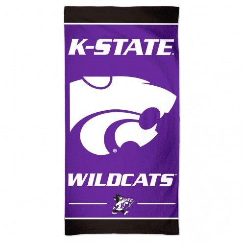 Kansas State Wildcats 30'' x 60''Beach Towel