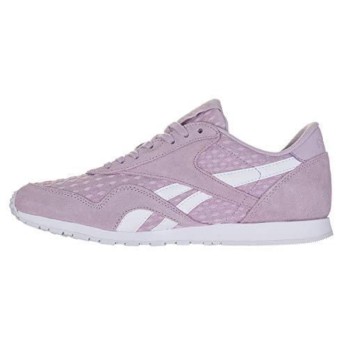 Scarpe CL Slim Donna Architect Sneaker Reebok Viola Nylon x1wpFnv5v