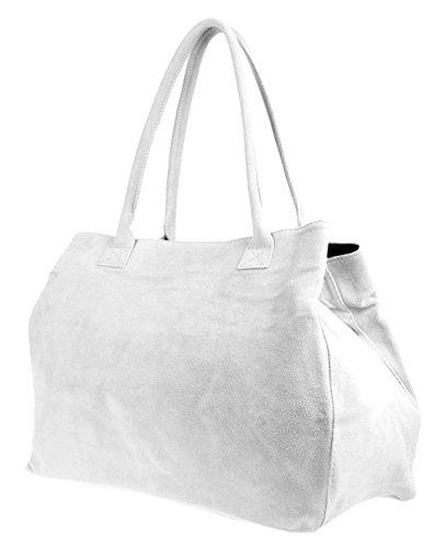 blanco Handbags Mujer hombro de Girly Bolso zaxvqz4