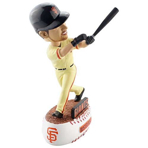 Forever Collectibles Buster Posey San Francisco Giants Baller Special Edition Bobblehead MLB