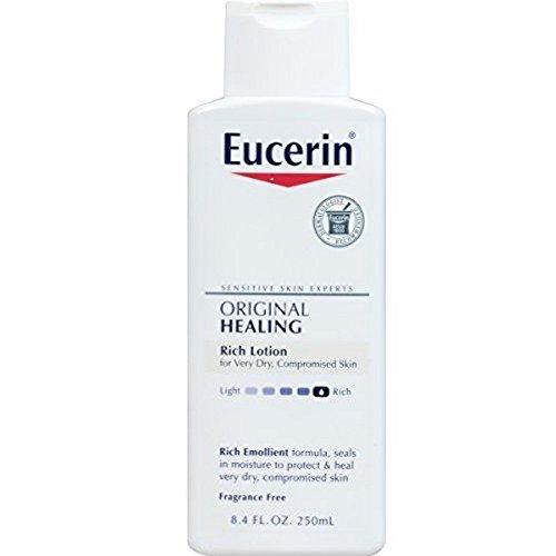 Eucerin Original Healing Lotion 8.4 oz
