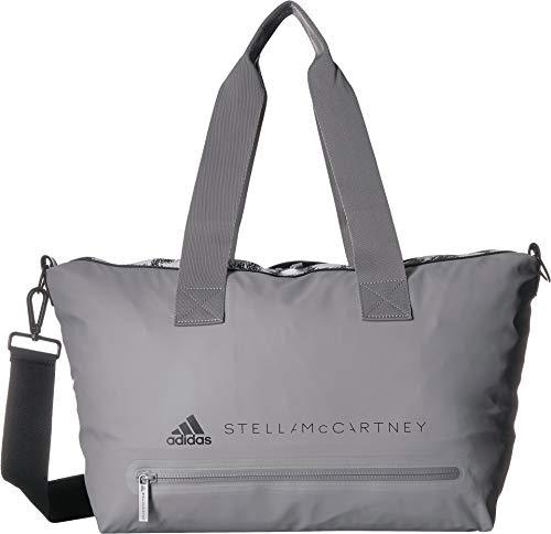 adidas by Stella McCartney Women's Studio Bag Tote, Solid Grey/Black/White, One Size ()