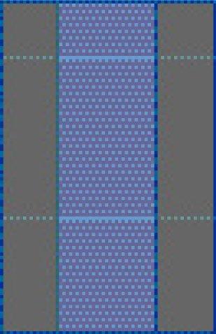 Medline DYNJP2312 Sterile Reinforced Overhead Surgical Table Cover, 90'' Length x 77'' Width (Pack of 22) by Medline (Image #1)