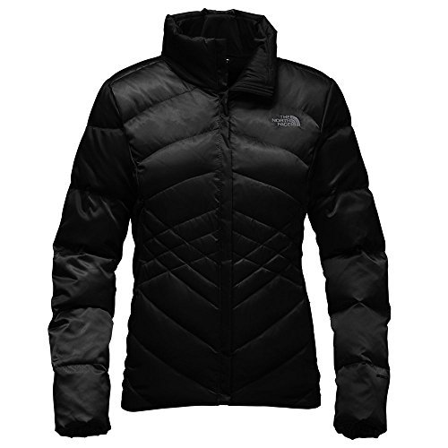 fd2e7cd7a830 Galleon - The North Face Women s Aconcagua Jacket - TNF Black   TNF Black -  S (Past Season)