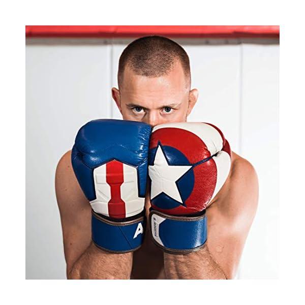 Hayabusa | Boxing Gloves | Marvel Hero Elite Series 3