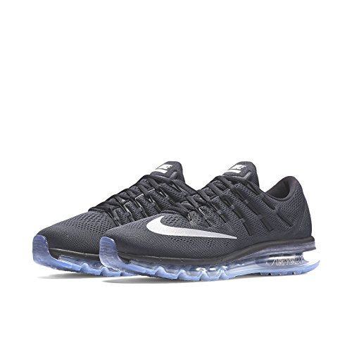 cheap marketable Nike Men's Air Max 2016 Black/Grey/White 806771-001 discount recommend best place cheap price pre order ebay cheap online SLgcA